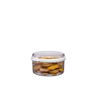 Pojemnik na żywnośćokrągły Stora 1500ml biały 106712030600