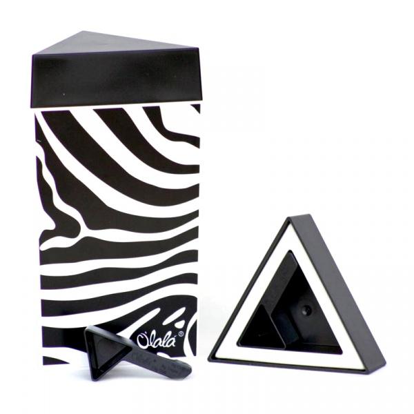 Pojemnik trójkątny 0,6 l l O'LaLa Zebra OL-406