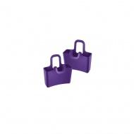 Pojemnik wielofunkcyjny na kubek Lilli 2 sztuki fioletowy 3558591