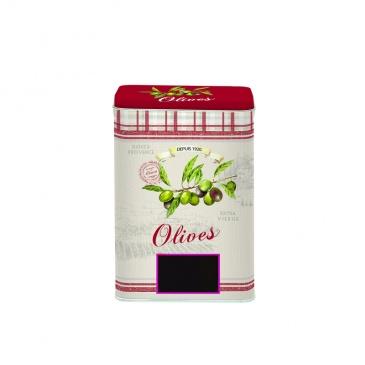 Pojemnik z pokrywką Nuova R2S Bistrot Olives