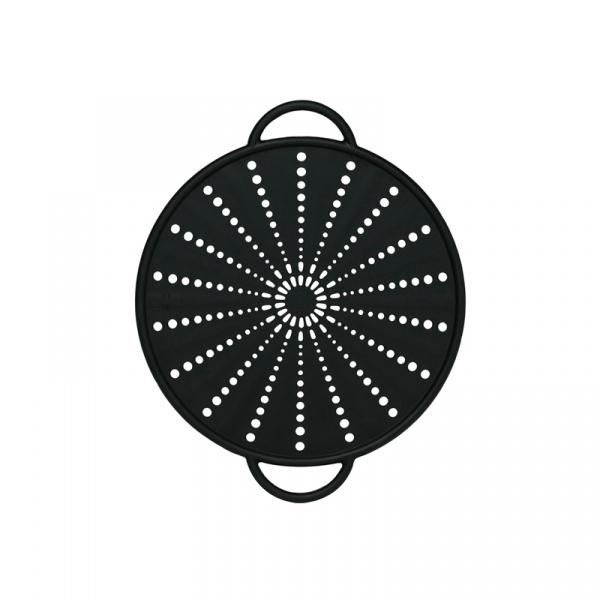 Pokrywa wielofunkcyjna 26 cm Emsa Smart Kitchen czarna EM-514560