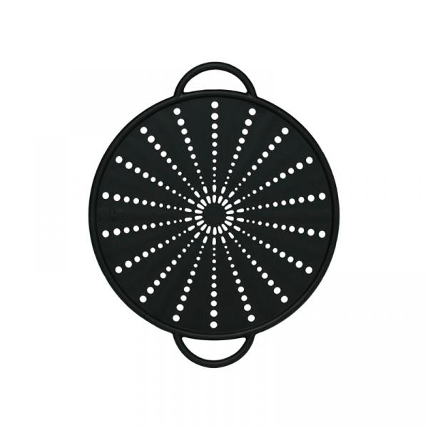 Pokrywa wielofunkcyjna 31 cm Emsa Smart Kitchen czarna EM-514561