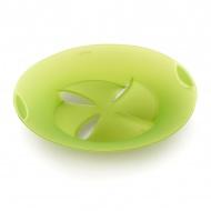 Pokrywka 22 cm Non-Spill Lekue zielona