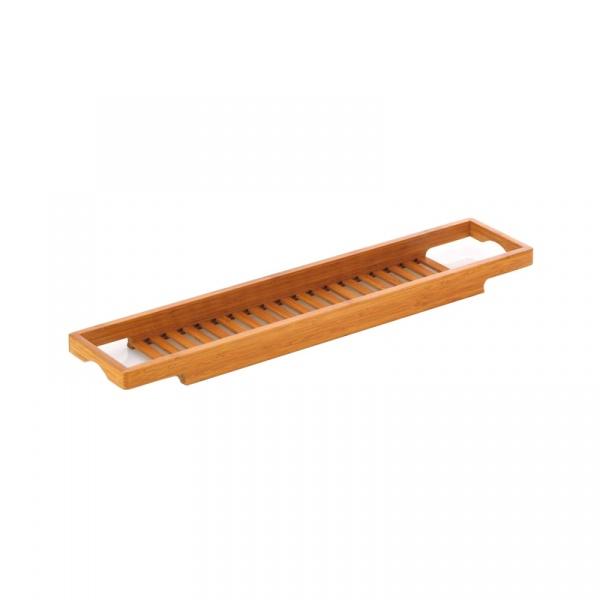 Półka na wannę Kela bambus KE-20788