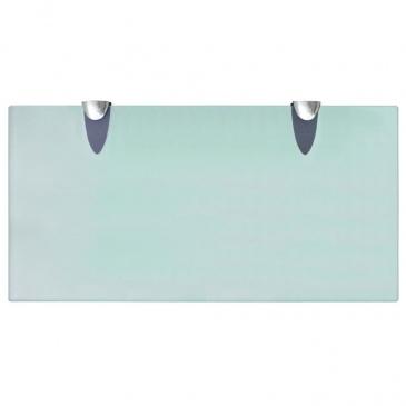 Półka szklana 40x20 cm, 8 mm