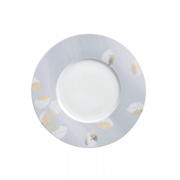 Półmisek 31 cm Kahla Magic Grip Diner Leaf of Gold KH-553432S10403C MG