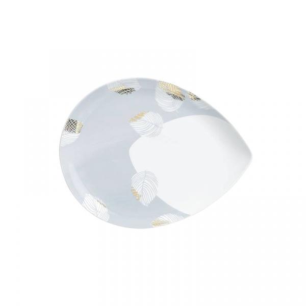 Półmisek średni 24 cm Kahla Magic Grip Diner Leaf of Gold KH-553361S10403C MG