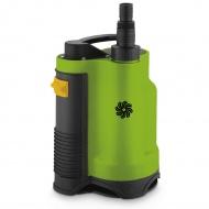 Pompa zanurzeniowa do brudnej wody 750W Fieldmann zielona