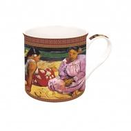 Porcelanowy kubek w opakowaniu 300ml Nuova R2S Art Masterpiece Hawaje