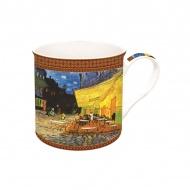 Porcelanowy kubek w opakowaniu 300ml Nuova R2S Art Masterpiece kawiarnia