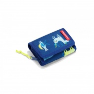 Portfel wallet S kids abc friends blue