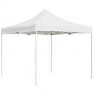 Profesjonalny, składany namiot imprezowy, 3 x 3 m, aluminiowy