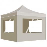 Profesjonalny, składany namiot imprezowy ze ścianami, 3 x 3 m