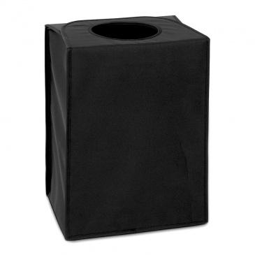 Prostokątna torba/kosz na pranie czarny - Brabantia