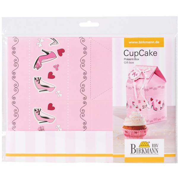Pudełka prezentowe na 1 cupcake 2 szt. Birkmann Cake in the city 441 989