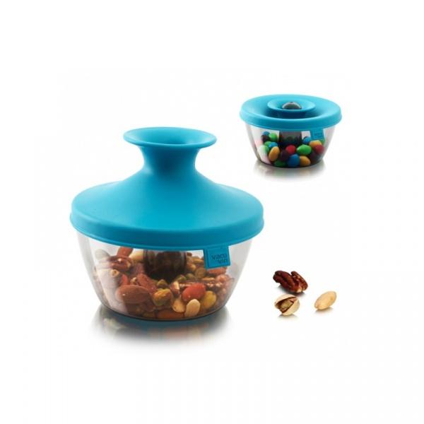 Pudełko na przekąski HOP Tomorrow's Kitchen niebieskie TK-2830760