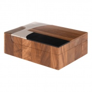Pudełko Sketch Black 15x10x5 cm