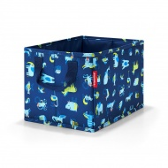 Pudełko storagebox kids abc friends blue