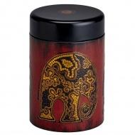 Puszka na herbatę 125g Eigenart Afrykańskie słonie