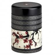 Puszka na herbatę 125g Eigenart Kwiat wiśni ciemny