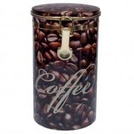 Puszka na kawę 500g Eigenart Ziarnista brązowa