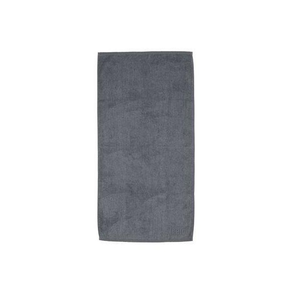 Ręcznik łazienkowy Kela Ladessa szary KE-22057