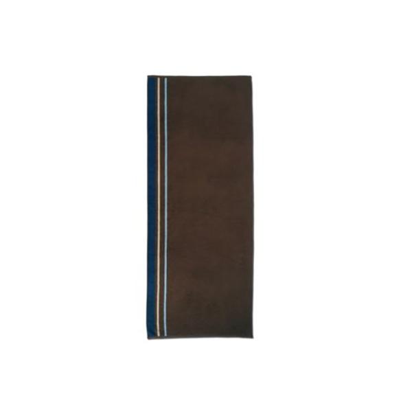 Ręcznik łazienkowy Kela Montana brązowy KE-20561