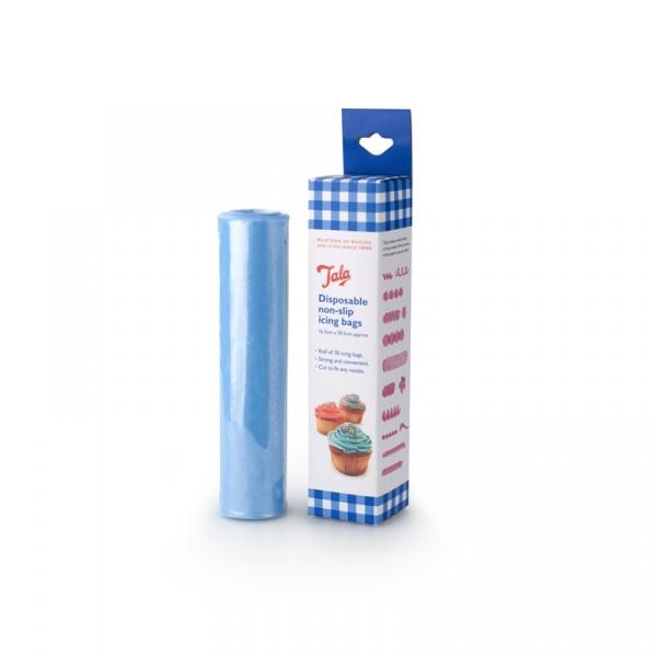 Rękawy cukiernicze jednorazowe w rolce 30 szt. Tala 9925