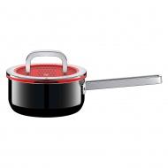 Rondel 1,3l z pokrywką WMF Fusiontec Functional czarno-czerwony