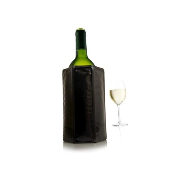 Schładzacz do wina Vacu Vin czarny VV-3880460