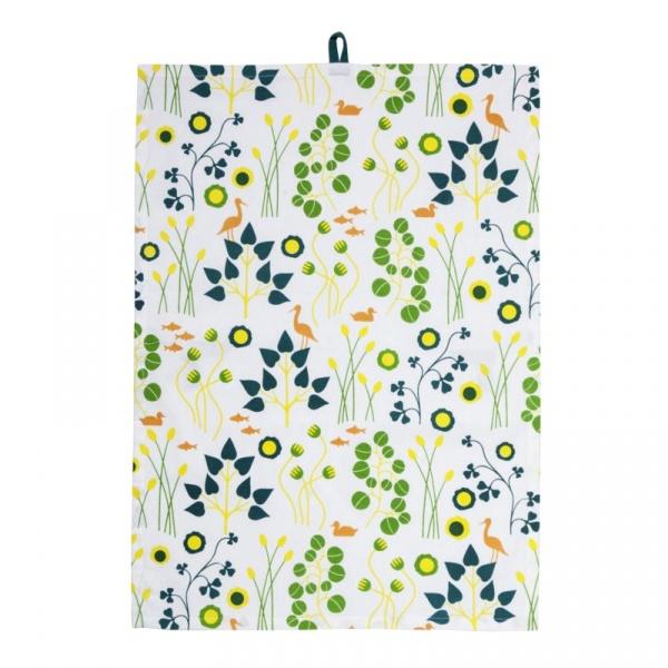 Ścierka kuchenna Garden Sagaform Print Collection SF-5016430