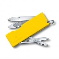 Scyzoryk 5,8x1,9x0,8cm Victorinox Tomo żółty