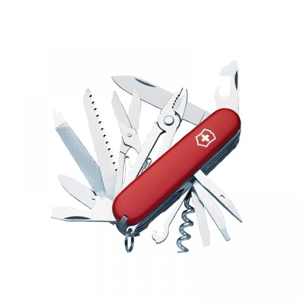 Scyzoryk Celidor Victorinox Handyman czerwony 24 cz. 1.3773