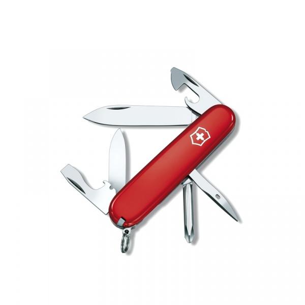 Scyzoryk Celidor Victorinox Tinker czerwony 12 cz. 1.4603