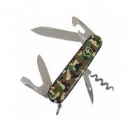 Scyzoryk oficerski 5,8cm Victorinox Spartan zielono- brązowy