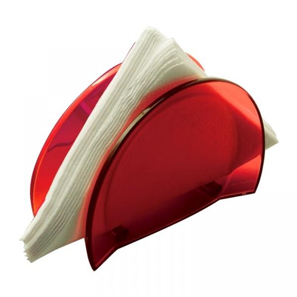 Serwetnik Casa Bugatti Glamour czerwony GL3U-02166