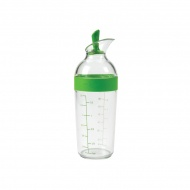 Shaker do dressingów 360 ml OXO Good Grips zielony