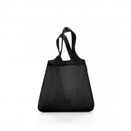 Siatka mini maxi shopper black