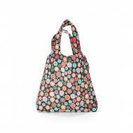 Siatka mini maxi shopper happy flowers