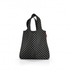 Siatka mini maxi shopper mixed dots