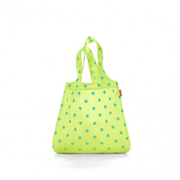 Siatka Reisenthel Mini Maxi Shopper lemon dots