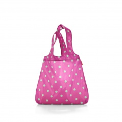 Siatka Reisenthel Mini Maxi Shopper magenta dots