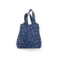 Siatka Reisenthel Mini Maxi Shopper navy spots