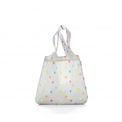Siatka Reisenthel Mini Maxi Shopper stony grey dots