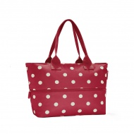 Siatka Reisenthel Shopper e1 ruby dots
