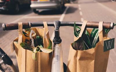 Siatki na zakupy - zabierz torbę ze sobą!
