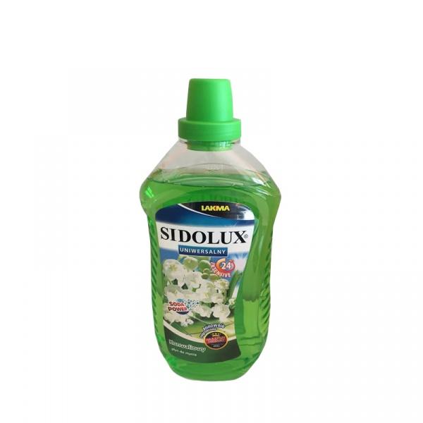 SIDOLUX 1l Konwalia Płyn uniwersalny do mycia podłóg 5902986201172