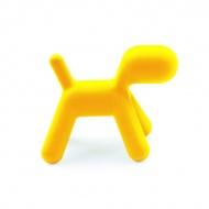 Siedzisko Pies żółty
