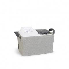 Składany kosz na pranie 35l Brabantia szary
