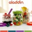Słoik na lunch 0,6 l Aladdin Crave czerwona zakrętka AL-10-01801-004